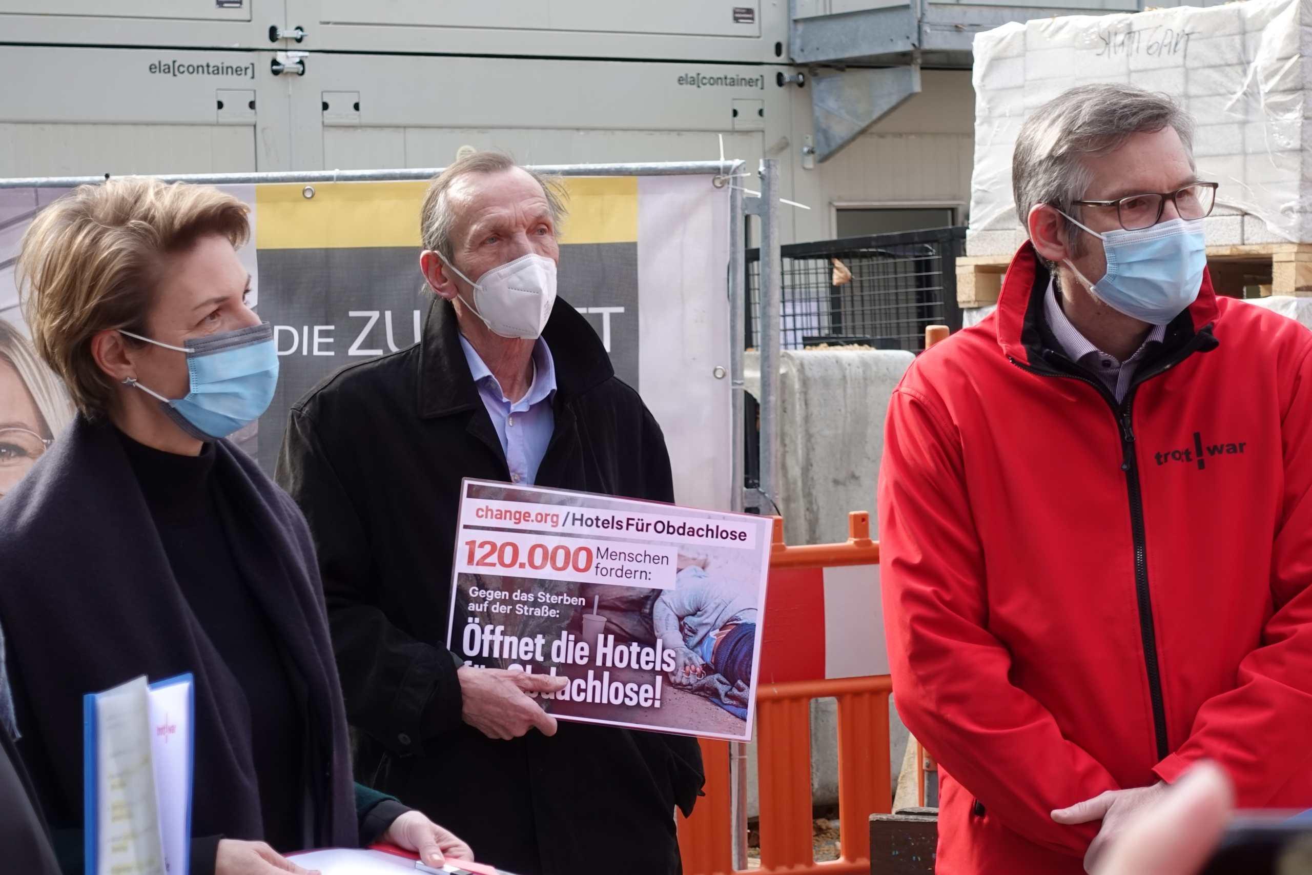 Dr. Sußmann, Bernd Röhl und Martin Grunenberg
