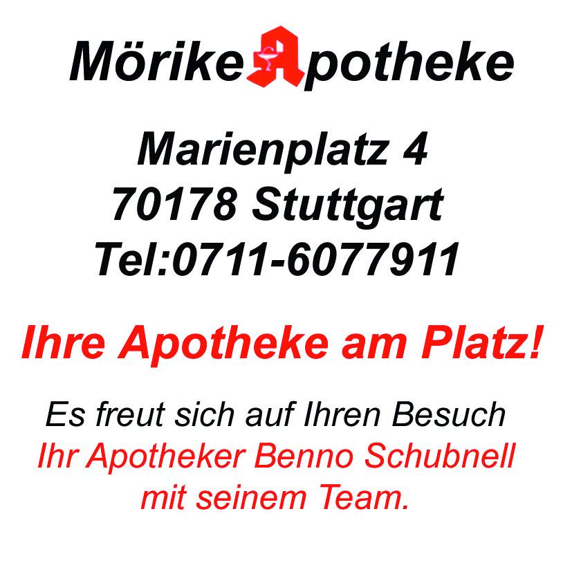 Anzeige Mörike Apotheke