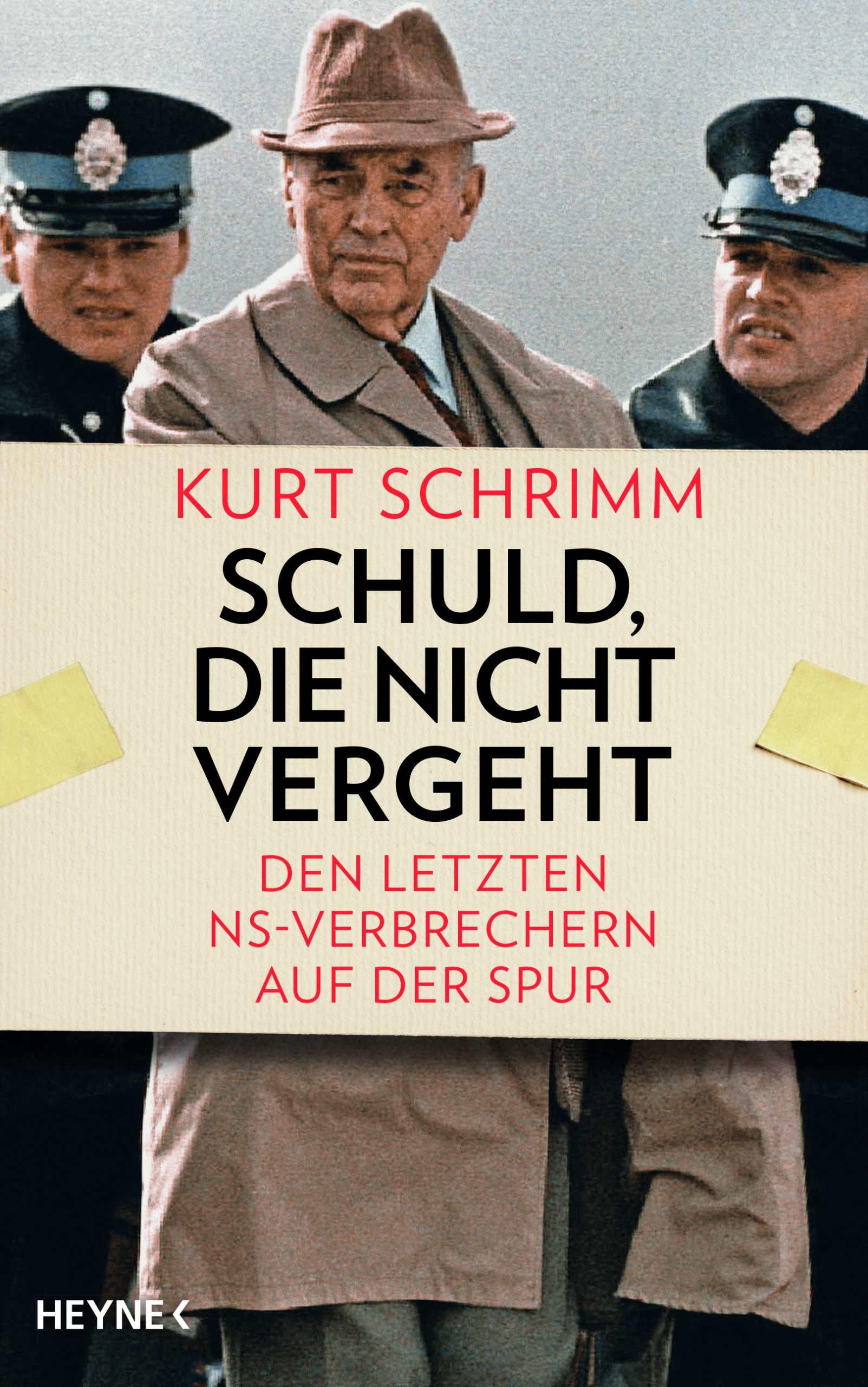 """Buchcover von """"Schuld, die nicht vergeht"""""""