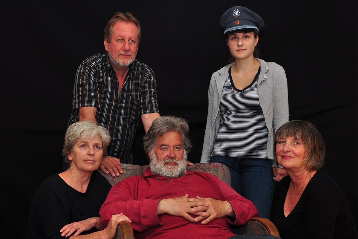 Das Trott-war-Theaterteam sucht einen Proberaum